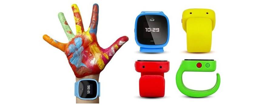 Filip, la smartwatch pour vos enfants